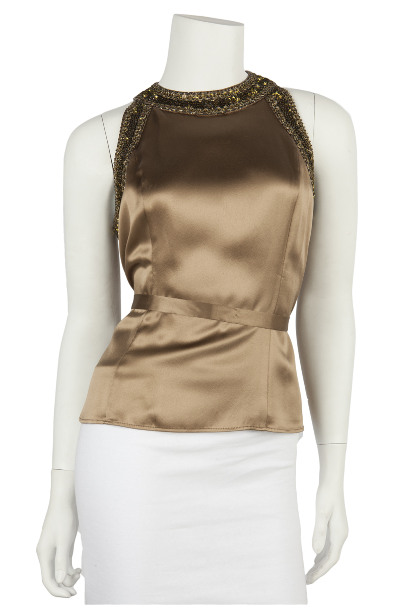 Lafayette-Bronze-Silk--Beaded-Trim-Sleeveless-Top_27852A.jpg
