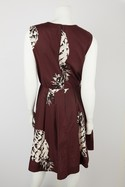 MSGM-Maroon-Sleeveless-Dress-with-Black-and-White-Floral-Print-Sz-10_30995C.jpg