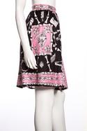 Moschino-C--C-Pink--Black-Silk-Printed-Skirt-SZ-4_32827B.jpg