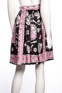 Moschino-C--C-Pink--Black-Silk-Printed-Skirt-SZ-4_32827C.jpg