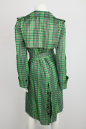 Oscar-de-la-Renta-Green-and-Brown-Plaid-Double-Breasted-Trench-Coat-Sz-2_29943C.jpg