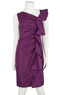 Oscar-de-la-Renta-Purple-Ruffle-Front-Sleeveless-Dress-Sz-6_8620A.jpg