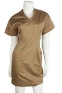 Victoria-Beckham-Beige-Short-Sleeve-V-Neck-Fitted-Dress-Sz-6_29898A.jpg