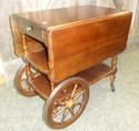 Hammary Tea Cart