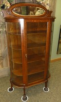 Morganton Display  cabinet